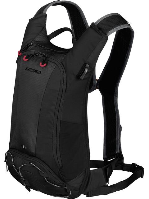 Shimano Unzen II Trail Backpack 6 L black